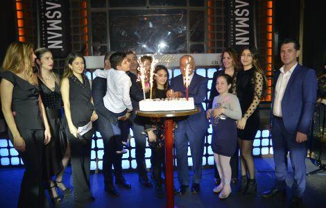 Basman Group Geleneksel Yeni Yıl Kutlaması ve Ödül Töreni Tango to Budhha'da Gerçekleştirildi.